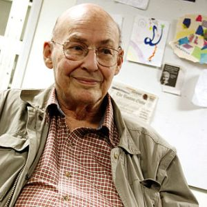 Marvin Minsky. Courtesy of Wikipedia.