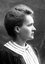 Maria Curie. Courtesy of en.wikipedia.