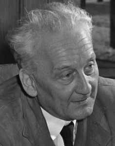 Albert_Szent-Györgyi Nobel Prize laureate. Courtesy of Wikimedia Commons (Public Domain.)