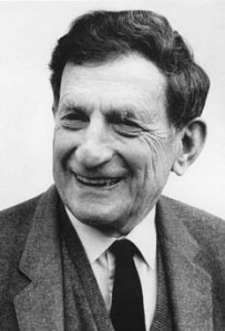 David Bohm.Courtesy of Wikipedia.