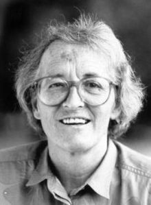 Dr Elisabeth Kubler-Ross. Courtesy of Wikipedia.