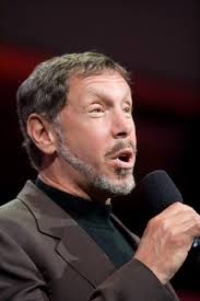 Larry Ellison. Courtesy of Flickr Photo Sharing.
