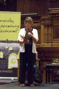 Margaret Drabble. Courtesy of Wikimedia Commons.