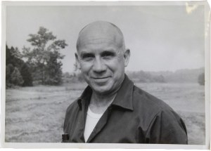 Thomas Merton. Courtesy of Google Images.