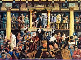 The Merchant of Venice. The speech by Shylock. Courtesy of Google