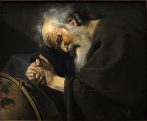 The Weeping Philosopher