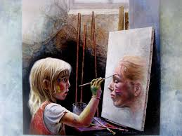 """""""Art has the art of always saying it better than words"""" Courtesy of Google 'free to use images""""."""