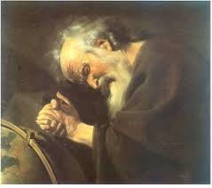 Heraclitus. The Weeping Philosopher. Courtesy of Google free to use images.