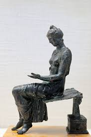 "Female thinker. Courtesy of Google ""free to use images""."